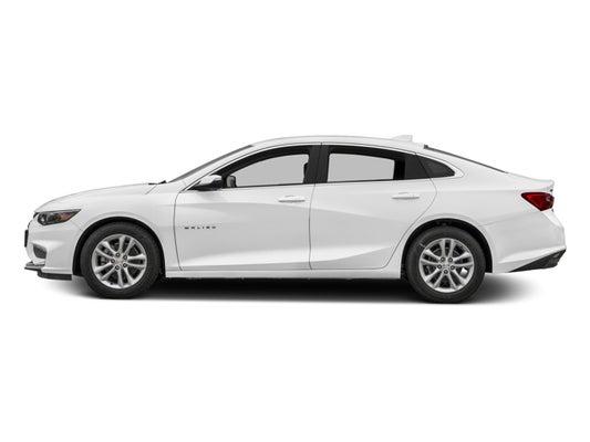 White Malibu Car >> 2017 Chevrolet Malibu Lt 1lt