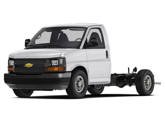 2019 Chevrolet Express 3500 12' American Cargo Scout Box ...
