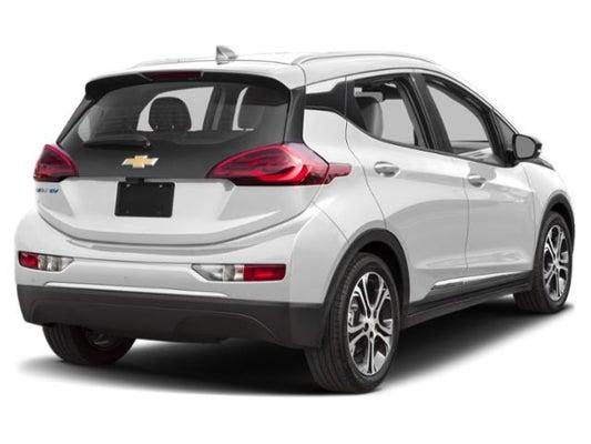 Chevrolet Bolt Ev >> 2019 Chevrolet Bolt Ev Premier
