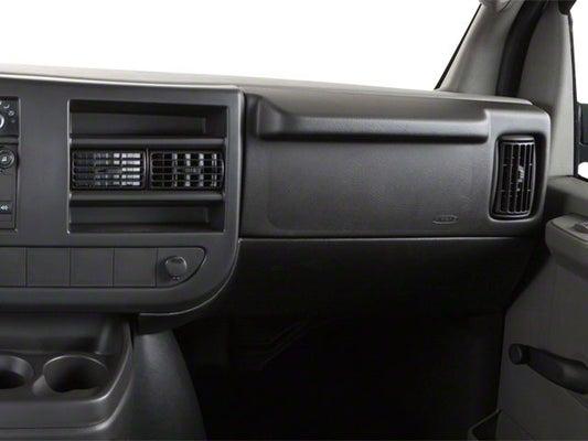 2012 Chevrolet Express 2500 Work Van Cargo