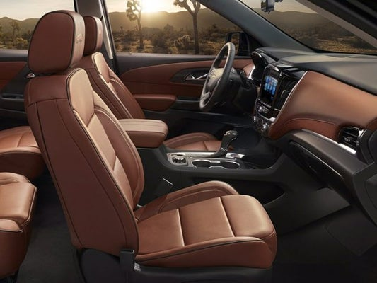 2020 Chevrolet Traverse Premier Leather In Columbus Oh Columbus