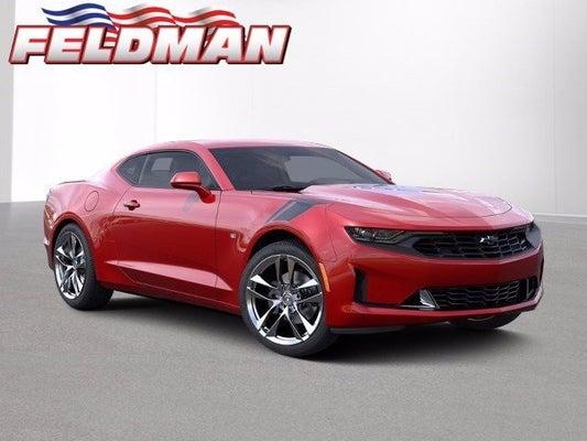 2021 Chevrolet Camaro 2lt 2lt Oh Ohio 1g1fd1rs3m0125937