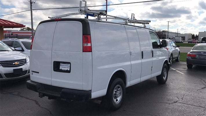 2017 Chevrolet Express 3500 Work Van Cargo Mi Michigan 1gczggfg0h1163320