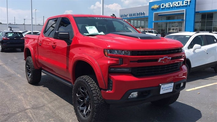 2019 Chevrolet Silverado 1500 RST Tuscany Lifted Truck in ...