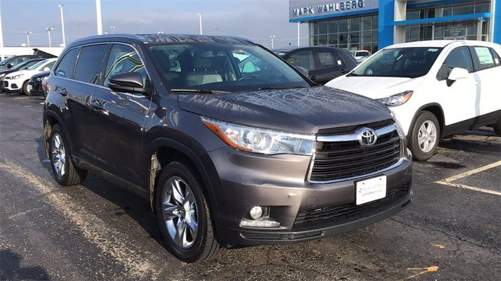 2015 Toyota Highlander Limited in Columbus, OH | Columbus ...