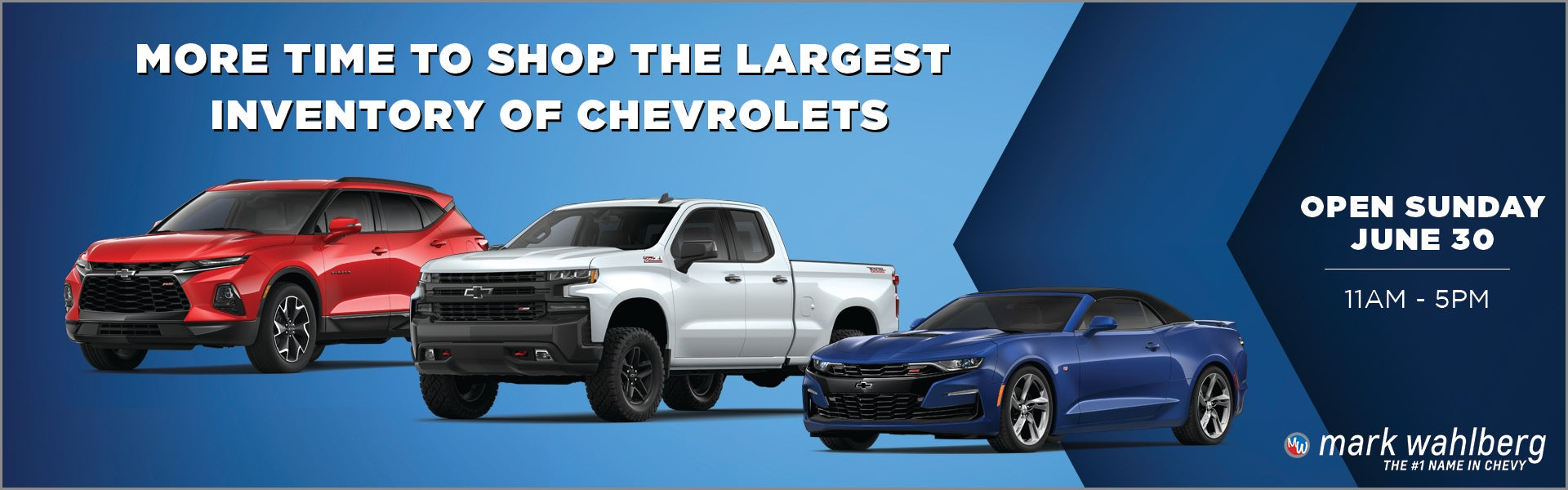 Chevy Dealer Columbus OH   Mark Wahlberg Chevrolet